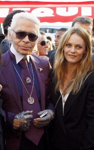 As Karl Lagerfeld is awarded Paris's highest honour, look back at his best fashion moments