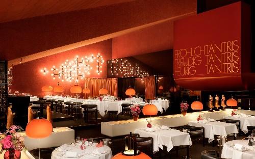 Incredible restaurant interiors