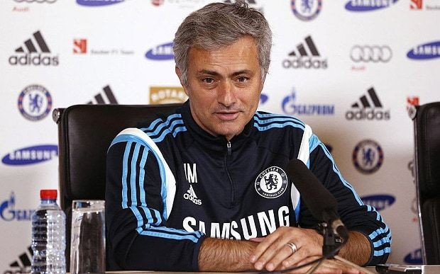 Jose Mourinho says Chelsea can have Christmas party