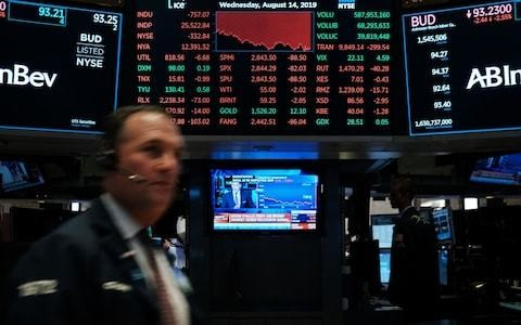 Markets are falling: here's how you can invest through a recession