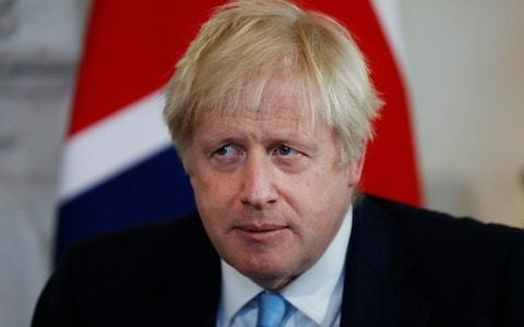 Monday afternoon news briefing: Boris Johnson is 'empty lecterned' by Luxembourg Prime Minister after no-show at press conference