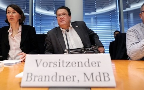German parliamentary committee ousts AfD chairman over anti-Semitism