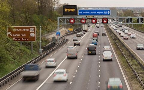 What are smart motorways and why are they being reviewed?