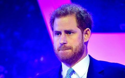 Prince Harry: 'I will not be bullied into playing a game that killed my mum'