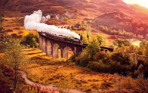 The 50 greatest train journeys for 2020 – in Britain and beyond