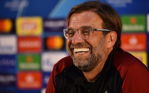 Jurgen Klopp at ease as self-imposed trophy deadline looms into view