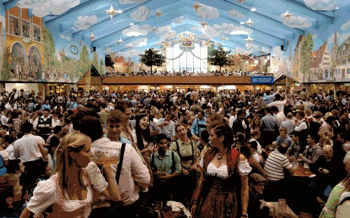 Oktoberfest 2013: travel guide
