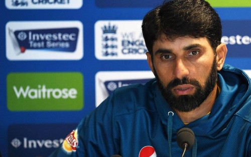 Misbah-ul-Haq pleads for Test cricket to return to Pakistan