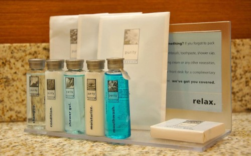 The shameful truth behind what happens to all your leftover hotel toiletries