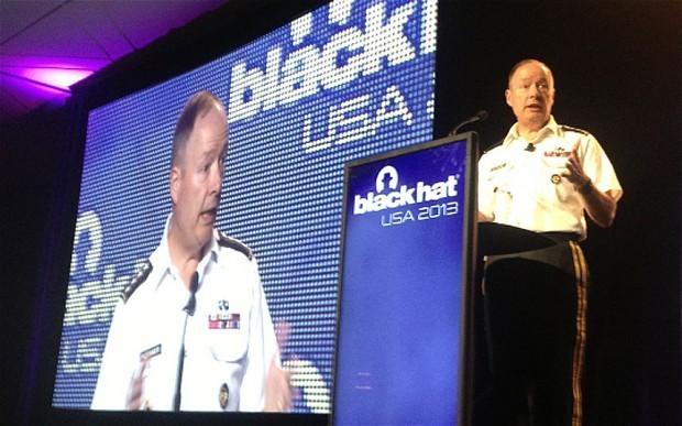 NSA chief Keith Alexander to step down