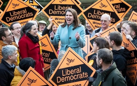 Jo Swinson insists she will not resign even if Lib Dems lose seats at the election