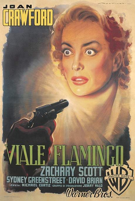 Film noir posters: the art of smoking guns and bared flesh