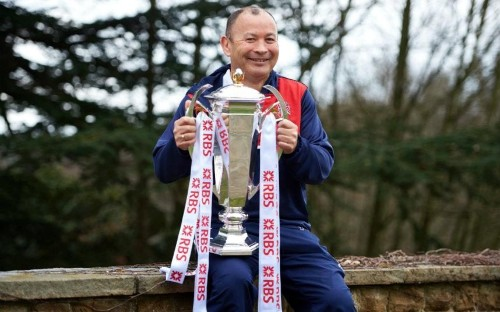 Eddie Jones: Six Nations glory 'a small step' on road to bigger tests
