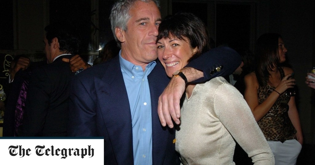 A robustly un-BBC telling of Ghislaine Maxwell's grisly tale