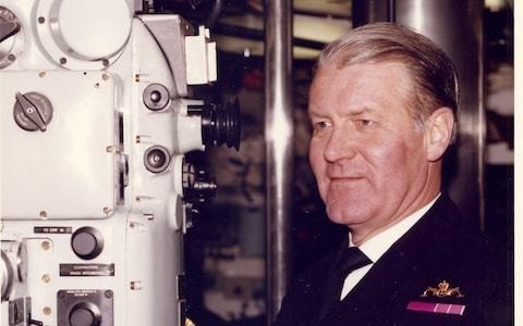 Admiral Sir Peter Herbert, submariner who played a key role in the Falklands conflict and during the Cold War – obituary