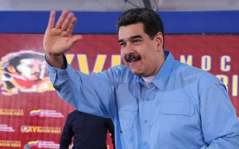 First Maduro defector says Venezuelan government presiding over 'genocide'