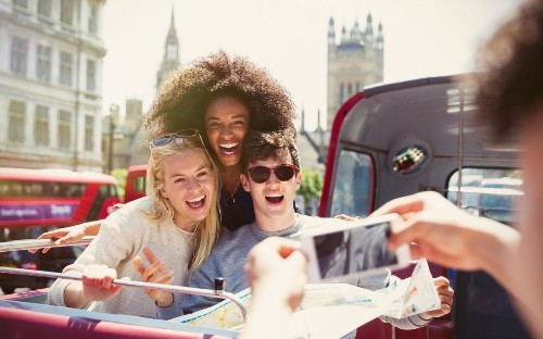 Why it's cool to be a tourist – and not a pretentious traveller