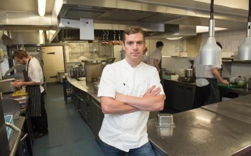 Michelin-star chef's divorce leaves award-winning restaurant's status in doubt