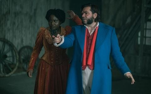 Year of the Rabbit, episode 1 review: if you can stand the potty mouth, Matt Berry's ribald comedy is great fun