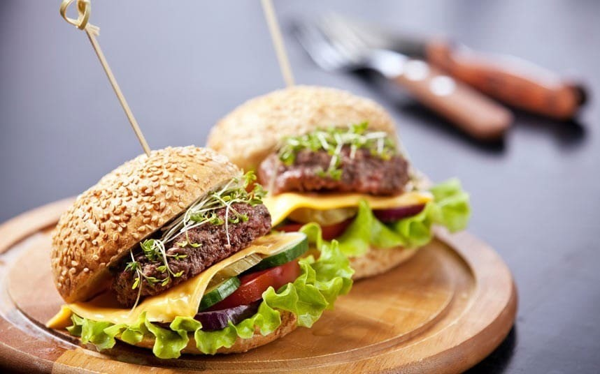 Perfect burger: the ultimate recipe