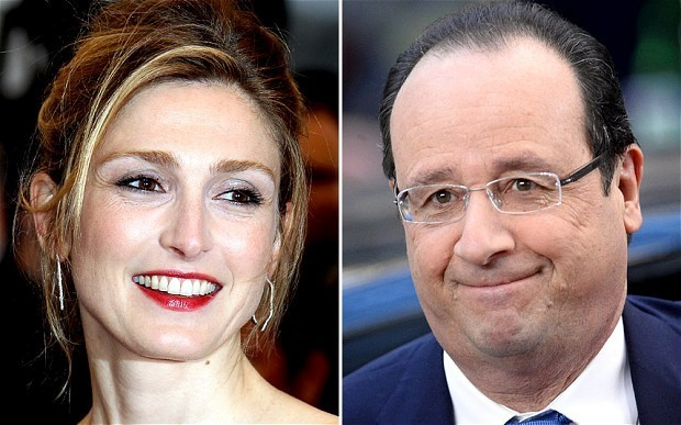 François Hollande threatens legal action over claims of affair with actress