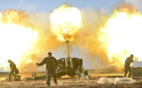 Isil stops paying Mosul fighters' salaries in hint at funding shortage