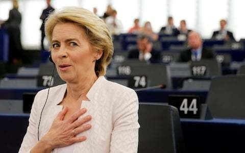 Ursula von der Leyen is gearing up to be the most hardcore EU-federalist Commission President in history