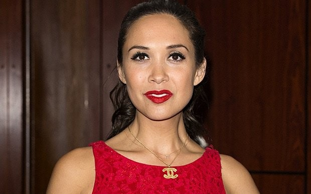 Myleene Klass: a deadly force of nature, pure and simple