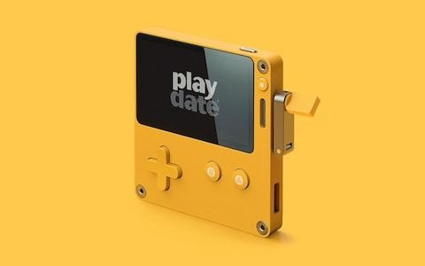 Playdate: Quirky, crank-equipped handheld games console unveiled