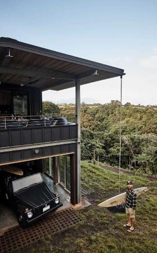 Inside a millionaire eco warrior's off-grid hideaway in Hawaii