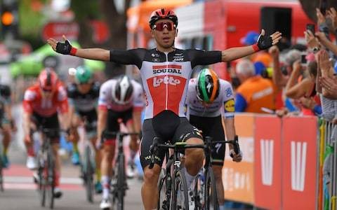Tour Down Under 2020, stage four – full results and standings: Caleb Ewan out-sprints Sam Bennett for victory but Richie Porte retains overall lead