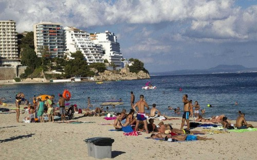 Going on holiday is not a crime – though some would like it to be