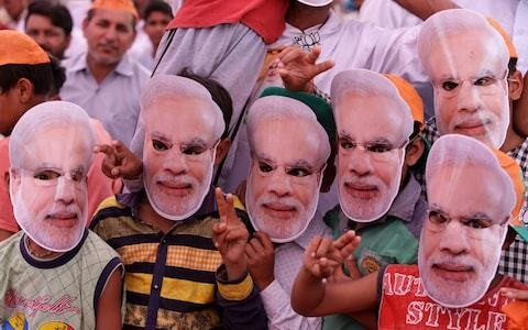 Modi's crushing election majority may make peace with Pakistan more likely