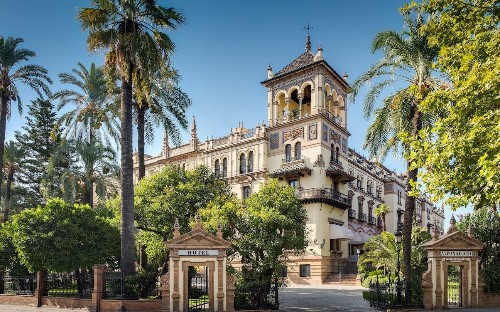 Hot Hotel: Inside Hotel Alfonso XIII – the Seville hotel favoured by kings, queens and presidents