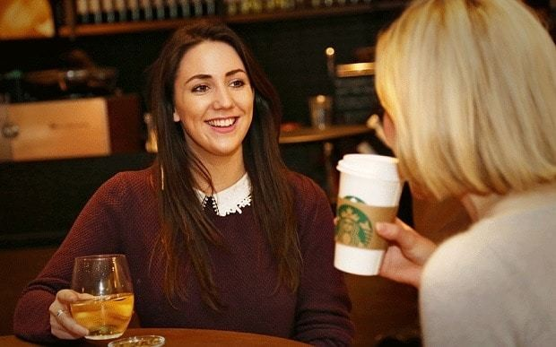Starbucks to offer wine and beer in evenings