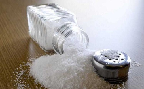 Cutting salt intake could stop excessive toilet trips in the wee small hours