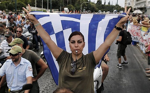 Greece bailout: Don't be fooled by the idea that 'Grexit' is now impossible