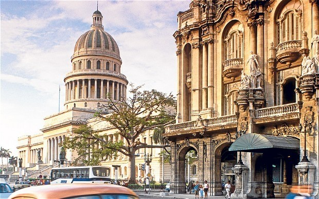 Cuba - Cover