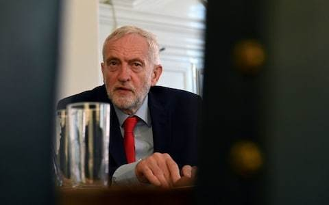 Labour is plotting its path to power through a wave of revolutionary strikes
