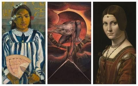 11 must-see art exhibitions for Autumn 2019