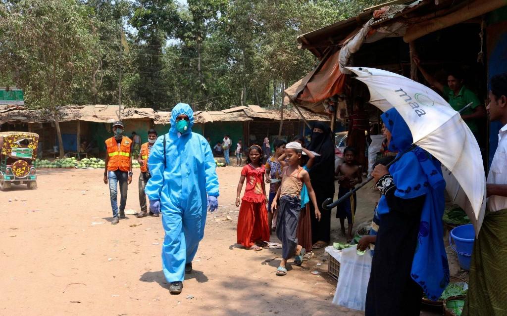 First Rohingya refugee dies of coronavirus in Bangladesh