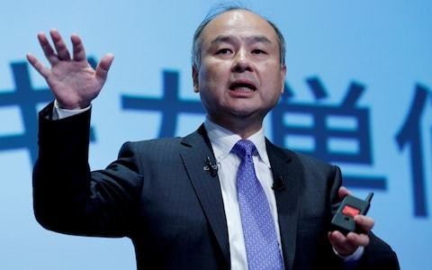 SoftBank eyes investment in Indonesia's new smart city capital
