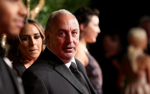 Sir Philip Green's Arcadia loses second boss in a week