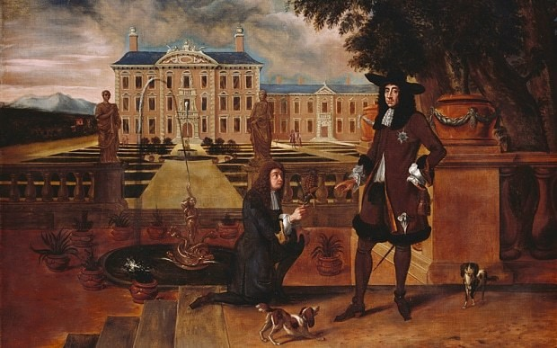 Buckingham Palace exhibition showcases the ultimate 17th century status symbol - the pineapple