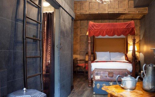 The London hotel where you can sleep in a Hogwarts-style dorm