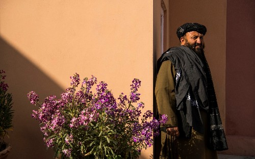 Battle-scarred Taliban commander welcomes peace deal after 18 years of war