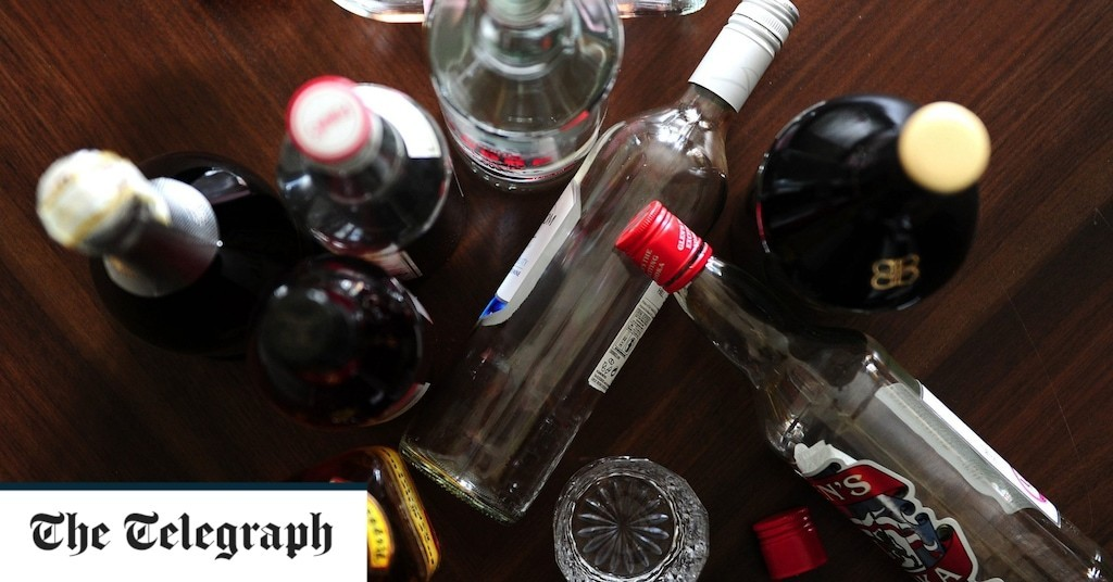 In these sobering times, don't lecture us on booze