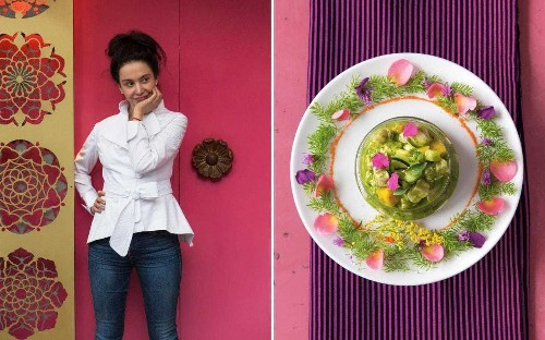 Chef Martha Ortiz is bringing the colours, textures and flavours of Mexico to London