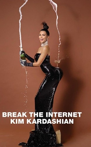 The man behind Kim Kardashian's Paper Magazine cover on how to break the internet