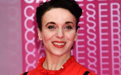 Sherlock actor Amanda Abbington on how she spends her Saturdays... (trying to get over a hangover)